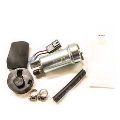 Walbro Motorsport 400 L/h Fuel Pump Kit - Nissan S14, S15, R33, R34