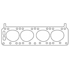 Cometic Reinforced Head Gasket for Ferrari 308 V8 2V