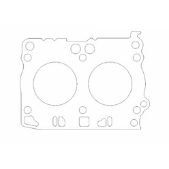 Cometic Reinforced Head Gasket for Toyota 4U-GSE