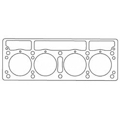 Cometic Reinforced Head Gasket for Triumph TR4