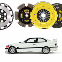 ACT Reinforced Clutches for BMW M3 E36