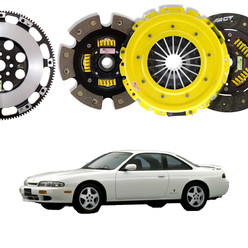 ACT Reinforced Clutches for Nissan 200SX S14 / S14A