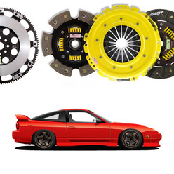 ACT Reinforced Clutches for Nissan 200SX S13 (CA18DET)