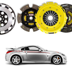 ACT Reinforced Clutches for Nissan 350Z 280 & 300 bhp (VQ35DE)
