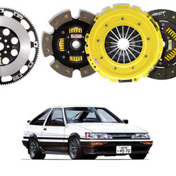 ACT Reinforced Clutches for Toyota Corolla AE86
