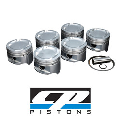 CP Forged Pistons for 2JZ-GTE