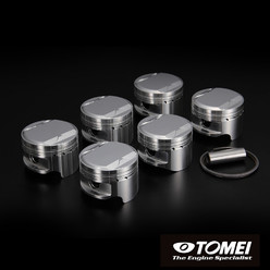 Tomei Forged Pistons for 2JZ-GTE
