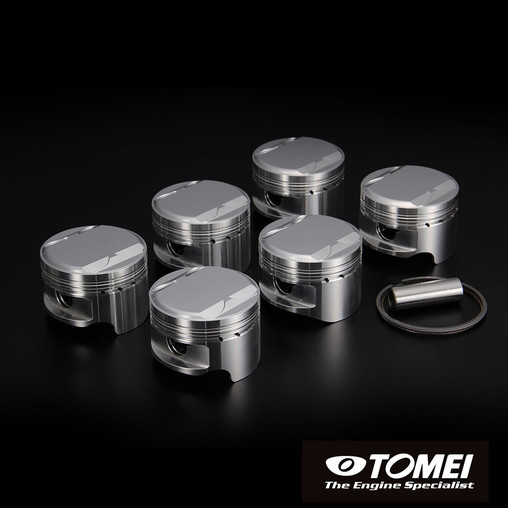 Tomei Forged Pistons for RB26DETT
