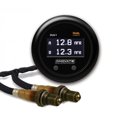 Innovate Dual Lambda Wideband Air/Fuel Ratio Gauge (DLG-1)