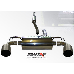 Milltek Downpipe for Mitsubishi Lancer Evo 10
