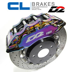 CL Brakes (Carbone Lorraine) Pads for D2 Big Brake Kits