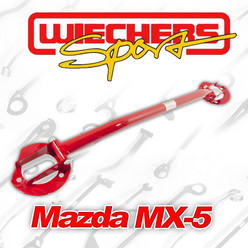 Wiechers Strut Braces for Mazda MX-5 NC 2.0 (2009-2015)