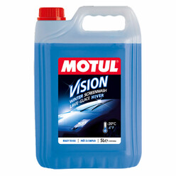 Motul Vision Winter -20°C Windshield Cleaner (5L)
