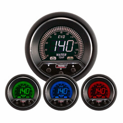 Prosport Evo Water Temperature Gauge (4 Colors)