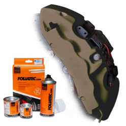 Foliatec Military Green Brake Caliper Paint