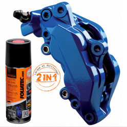 Foliatec Aerosol Blue Brake Caliper Paint