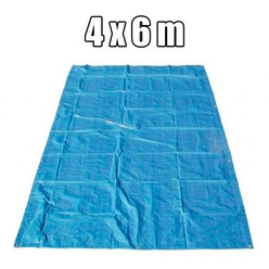 « Eco » Waterproof Ground Protection Tarpaulin (4 x 6 m)