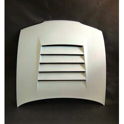 Vented FRP Bonnet for Nissan Skyline R33