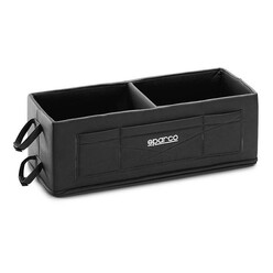 Sparco Helmets Box - Black