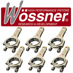 Wössner Forged Conrods for S50B30