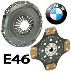 Sachs Uprated Paddle Clutch Kit for BMW M3 E46