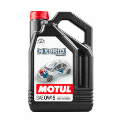Motul Hybrid 0W16 Engine Oil (4L)
