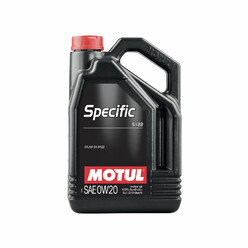 Motul 0W20 Specific 5122 Engine Oil (5L) (Jaguar, Land Rover)