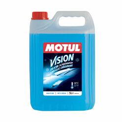 Motul Vision Winter -30°C Windshield Cleaner (5L)