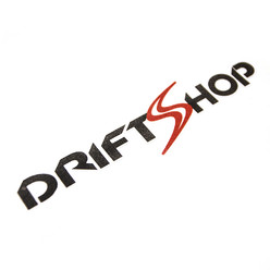 DriftShop Classic Sticker