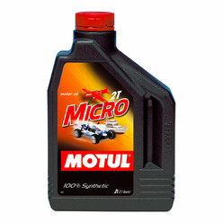 Motul Micro 2 Stroke RC Vehicle Oil (2L)