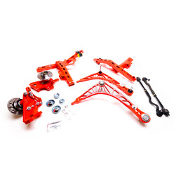 DriftMax Steering Lock Kit for BMW E9X 3 Series