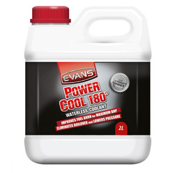 Evans Power Cool 180 Coolant (2L)