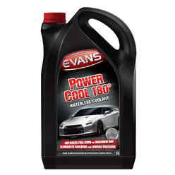 Evans Power Cool 180 Coolant (5L)