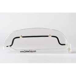Transparent Cam Cover for Mitsubishi 4G63 Engines (Lancer Evo 1 to 3)