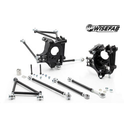 Wisefab Rear Track Kit for Nissan GT-R