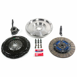 DKM Stage 2 Uprated Clutch + Flywheel Kit for Audi S3 8L (99-03)