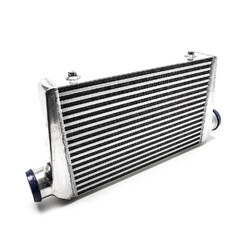 Universal Aluminium Intercooler 450x300x76 mm