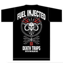Hoonigan Fuel Injected DT T-Shirt