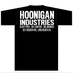 Hoonigan Industries T-Shirt
