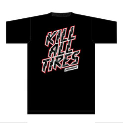 Hoonigan Kill All Tires Gymkhana Ten T-Shirt