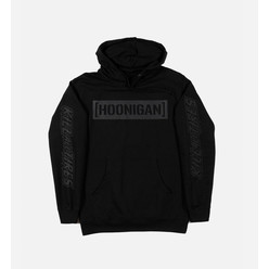 Hoonigan Kill All Tires - Noir Hoodie