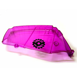 Purple Transparent Cam Cover for Toyota 3S-GTE Engines (3rd/4th/5th Gen)