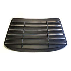 FRP Rear Window Louver for BMW E36 Coupe