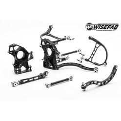 Wisefab Rear Track Kit for Mitsubishi Lancer Evo 7/8/9