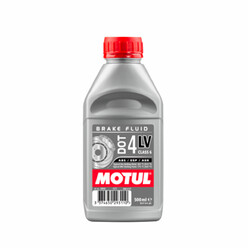 "Motul DOT 4 LV ""Low Viscosity"" Brake Fluid (500 mL)"