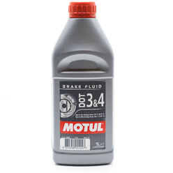Motul DOT 3 & 4 Brake Fluid (1L)