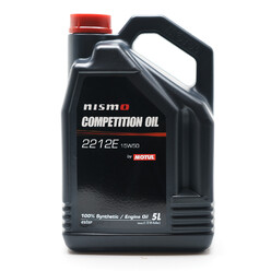 Nismo Competition 2212E 15W50 Engine Oil (SR, CA, RB, VG) 5L