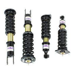 HSD Dualtech Coilovers for Nissan 300ZX Z32