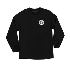 Hoonigan Brotherhood V2 T-Shirt - Black (Long Sleeves)