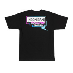 Hoonigan HRD19 Bolts T-Shirt - Black